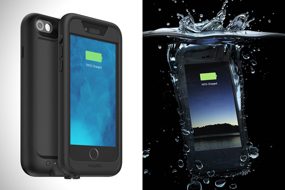 best service 859de d9657 Mophie Juice Pack H2PRO for iPhone 6 | HiConsumption