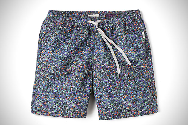 Onia Liberty Print Charles Trunks