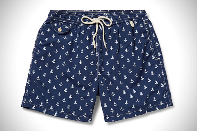 Polo Ralph Lauren Printed Swim Shorts