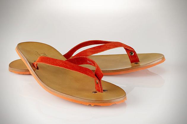 Ralph Lauren Vachetta Paxhill Sandals