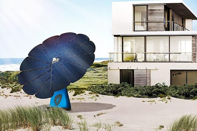 Smartflower Pop All In One Solar System Hiconsumption
