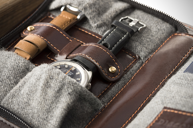 The Watch Wallet by Discommon Goods 2