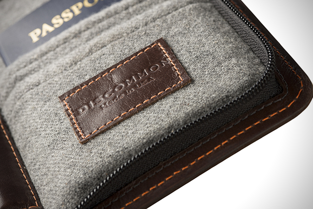 The Watch Wallet by Discommon Goods 4