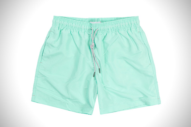 Venroy Rope Front Shorts