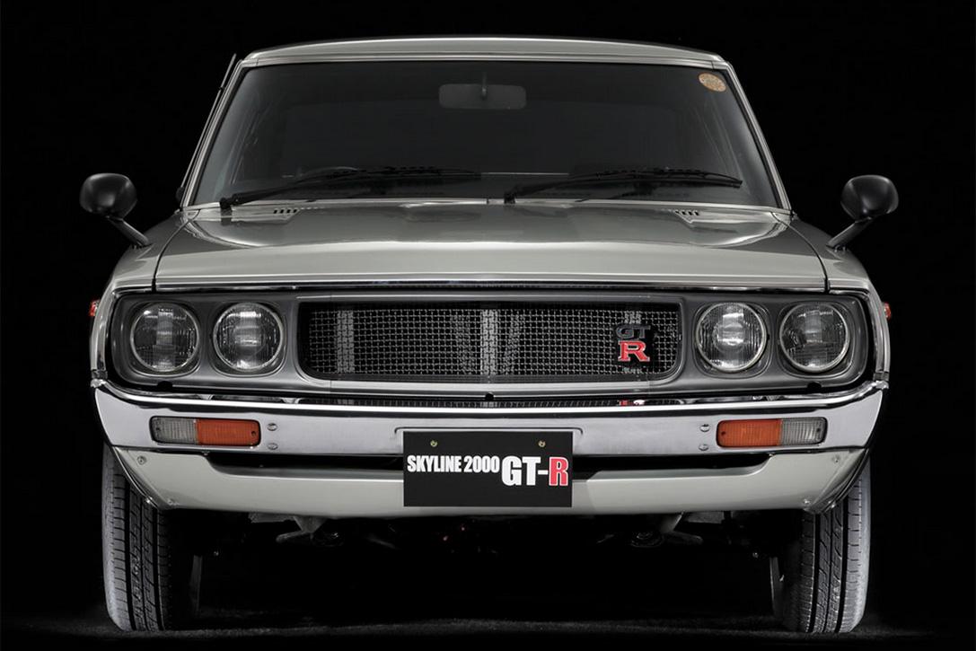 1973 Nissan Skyline HT 2000 GT-R Kenmeri 2