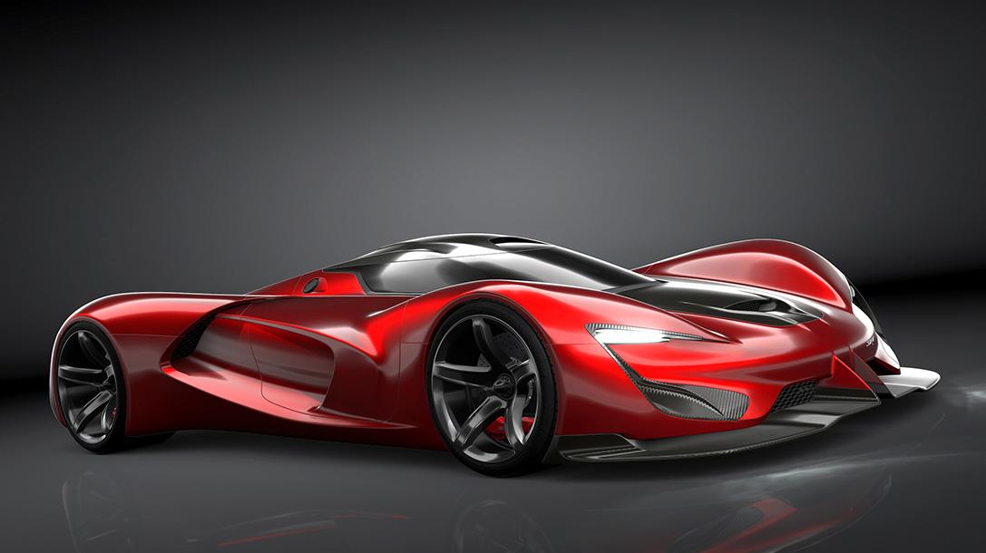 2035 SRT Tomahawk Vision Gran Turismo Hypercar 1