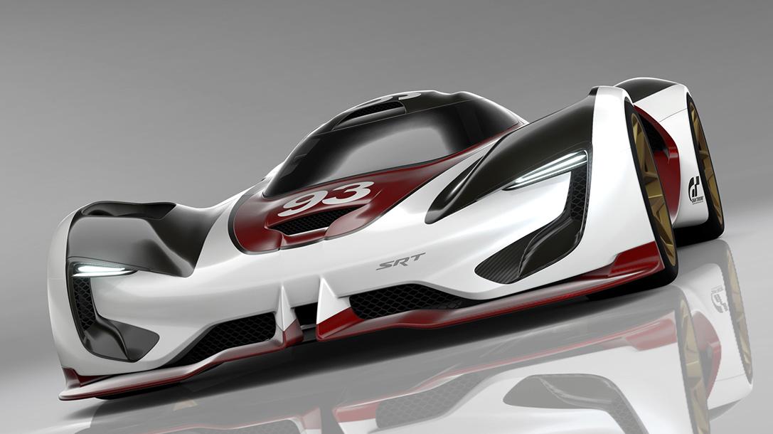 2035 SRT Tomahawk Vision Gran Turismo Hypercar 3