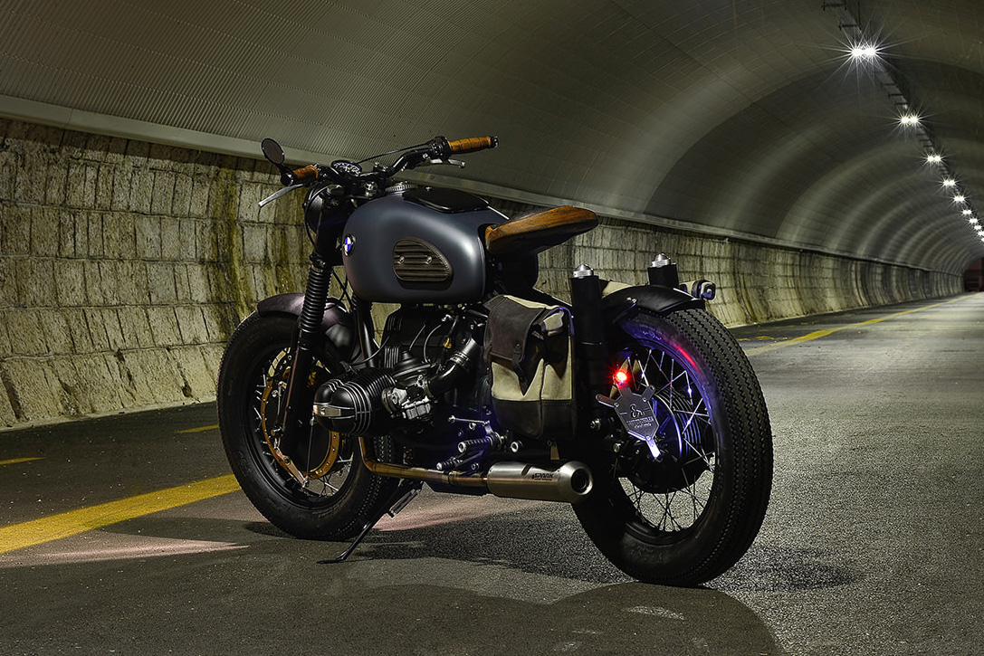 Bmw R69s Thompson By Er Motorcycles Hiconsumption
