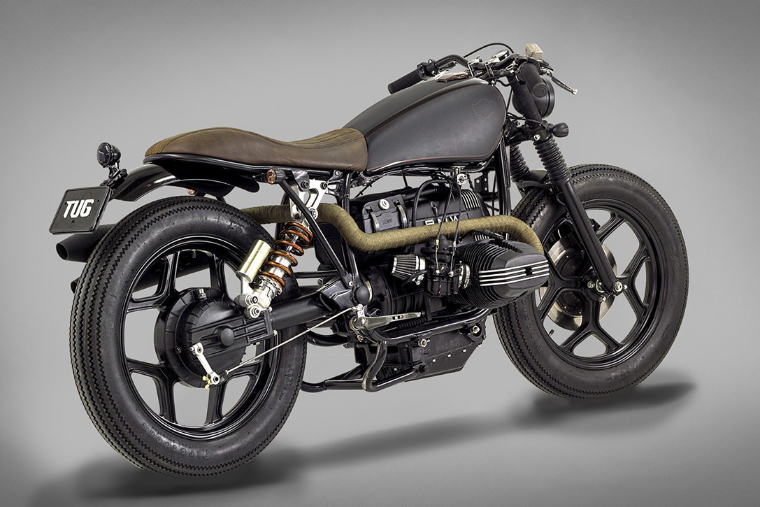 BMW R80 Indira Motorcycle by Ton-Up 3