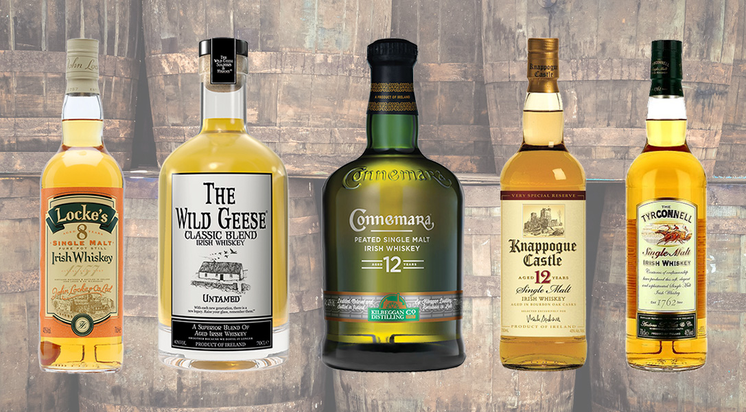 The Best Irish Whiskeys: 15 Superb Bottles For St. Patrick's Day ...