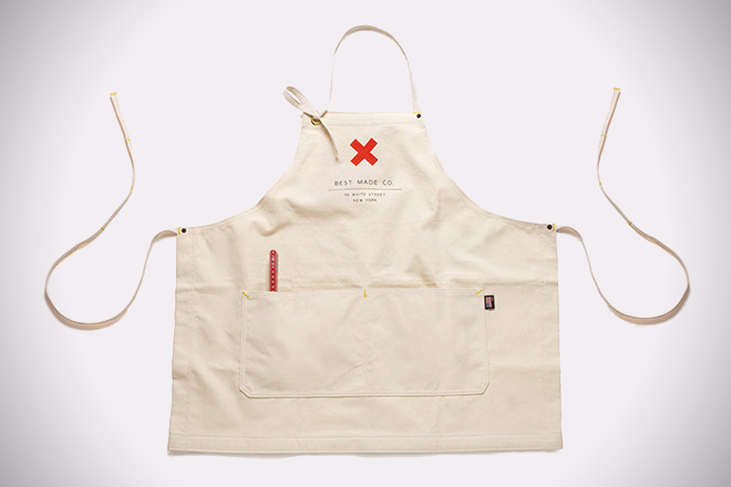 Best Made Co. Heavy Duck Canvas Apron