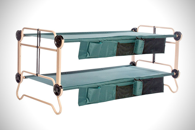 Suspended Sleepers The 7 Best Camping Cots Hiconsumption