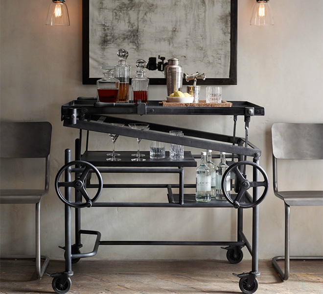 drink trundlers  the 20 best bar cart ideas