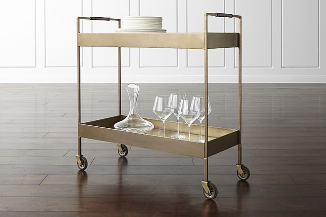 Drink Trundlers The 20 Best Bar Cart Ideas Hiconsumption