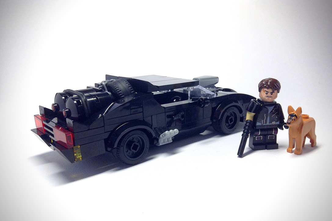 Mad Max Fury Road Lego Vehicles Hiconsumption