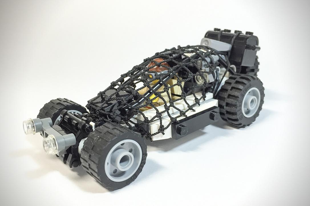 Mad Max- Fury Road LEGO Vehicles 3