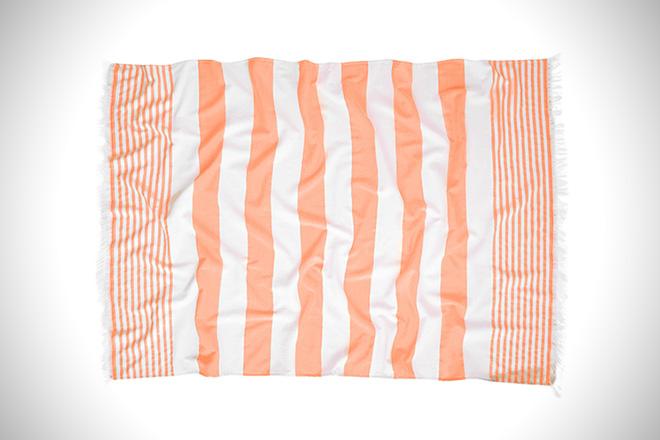 Nine Space Carmel Beach Towel
