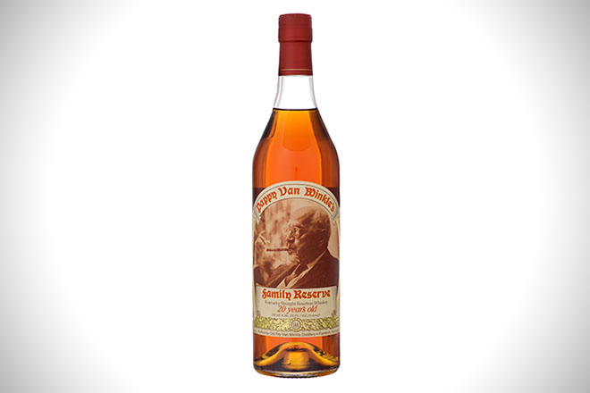 Pappy Van Winkles Family Reserve Bourbon 20 Year Old