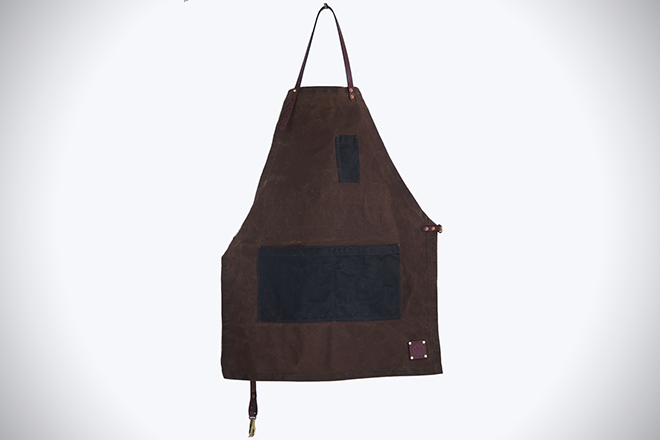 Sturdy Brothers Charles Apron 1