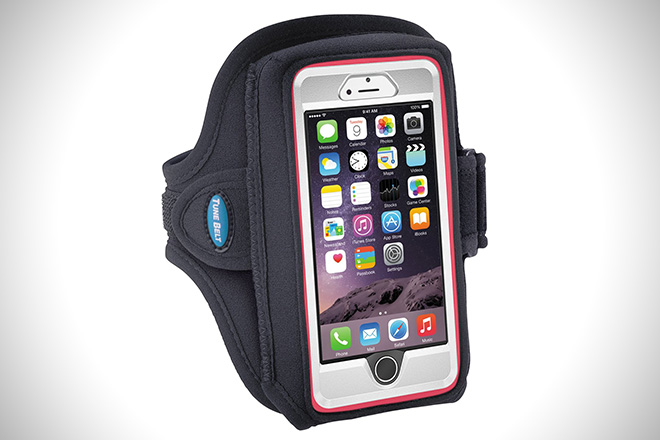 more photos e6e93 28bca Strap In: The 8 Best iPhone 6 Armbands for Running | HiConsumption