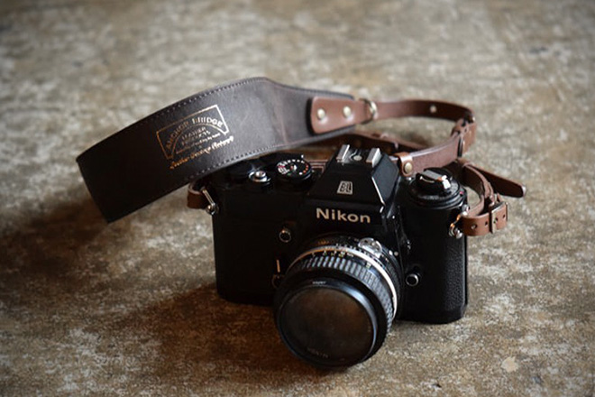 Anchor Bridge X Roberu Camera Strap