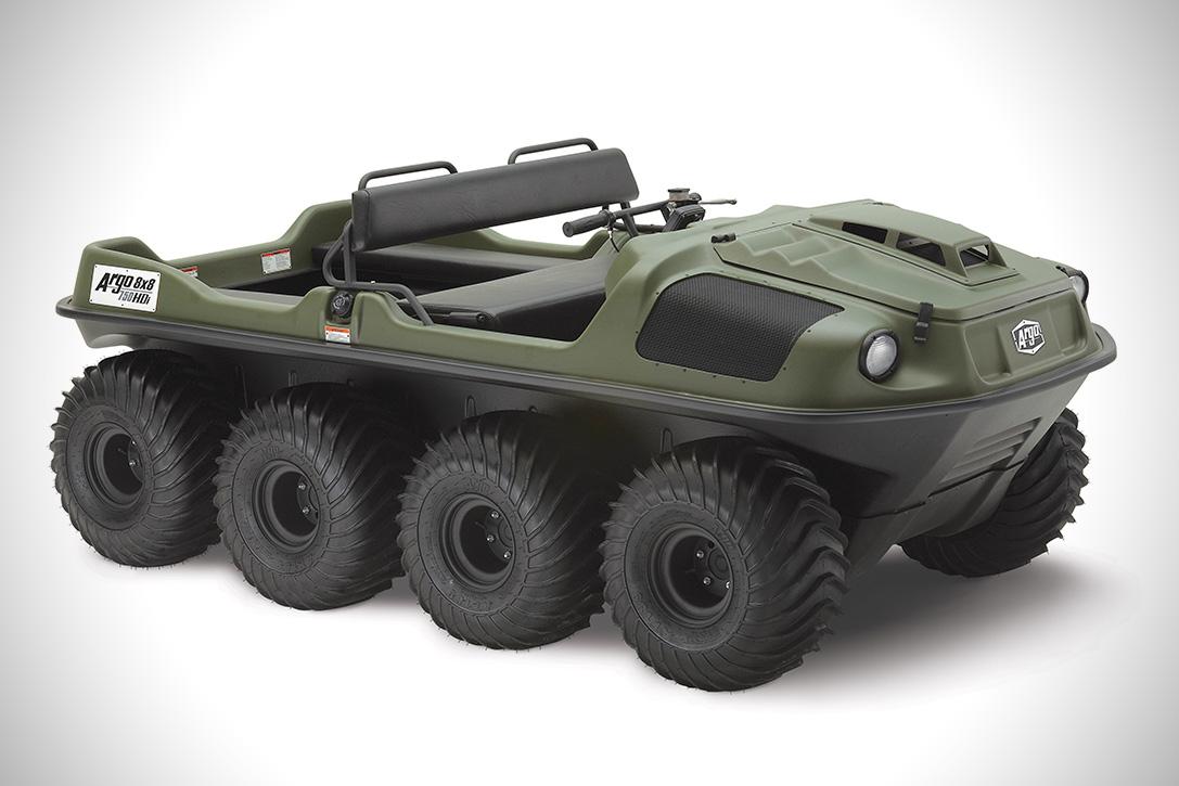 Argo Amphibious All-Terrain Vehicle 2