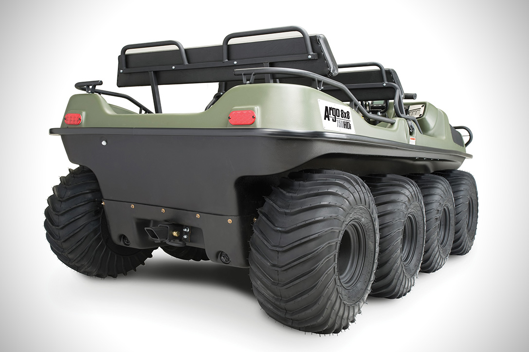 Argo Amphibious All-Terrain Vehicle 3