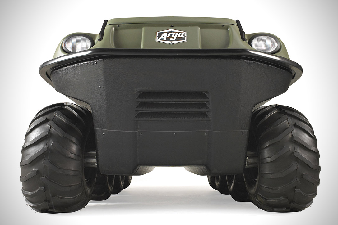 Argo Amphibious All-Terrain Vehicle 4