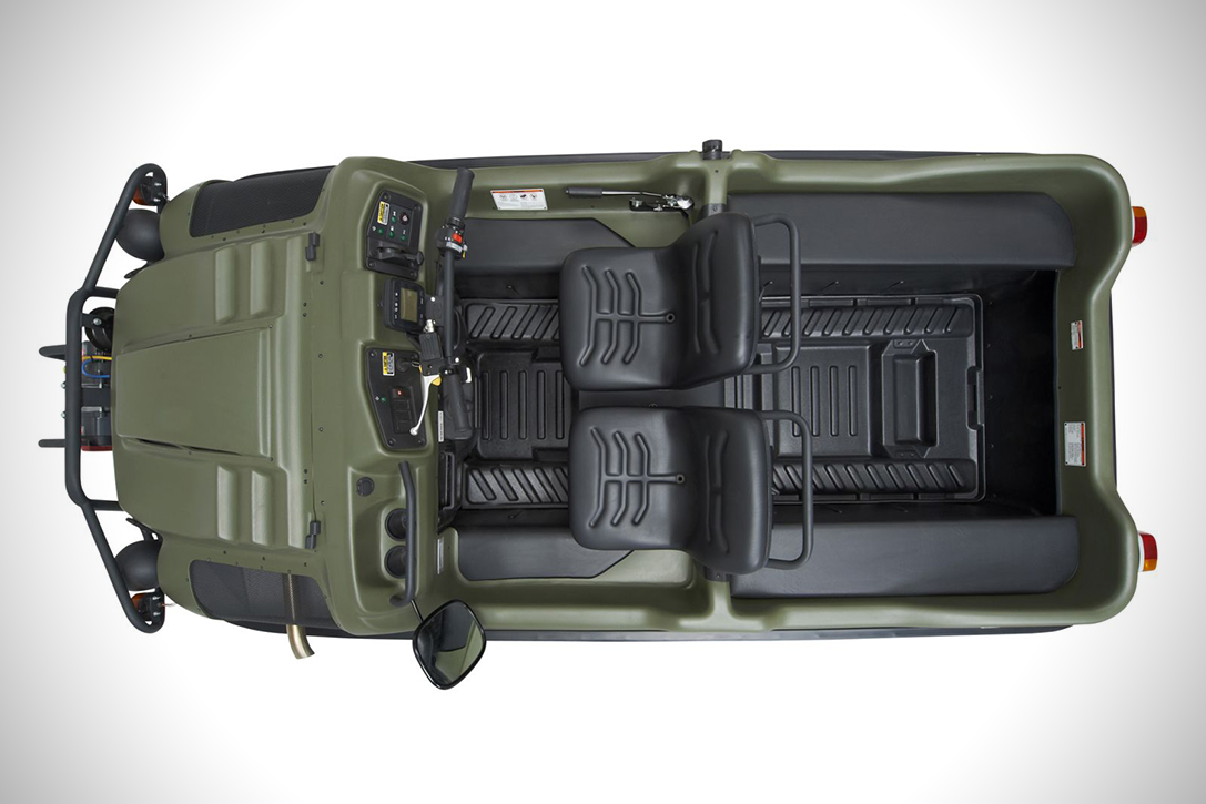 Argo Amphibious All-Terrain Vehicle 5