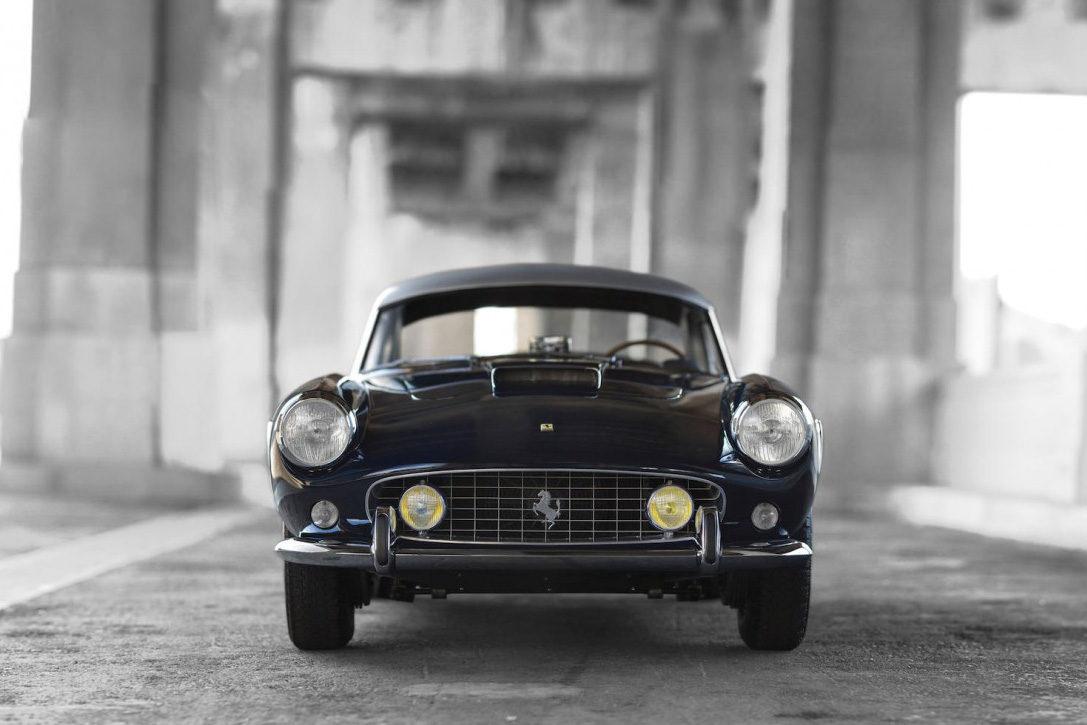 Auction Block- 1959 Ferrari 250 GT LWB California Spider 2