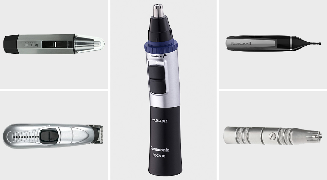 Pinhole Paring The 8 Best Nose Hair Trimmers Hiconsumption