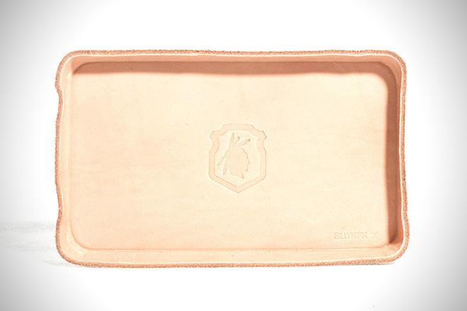 Billykirk No. 309 Leather Tray