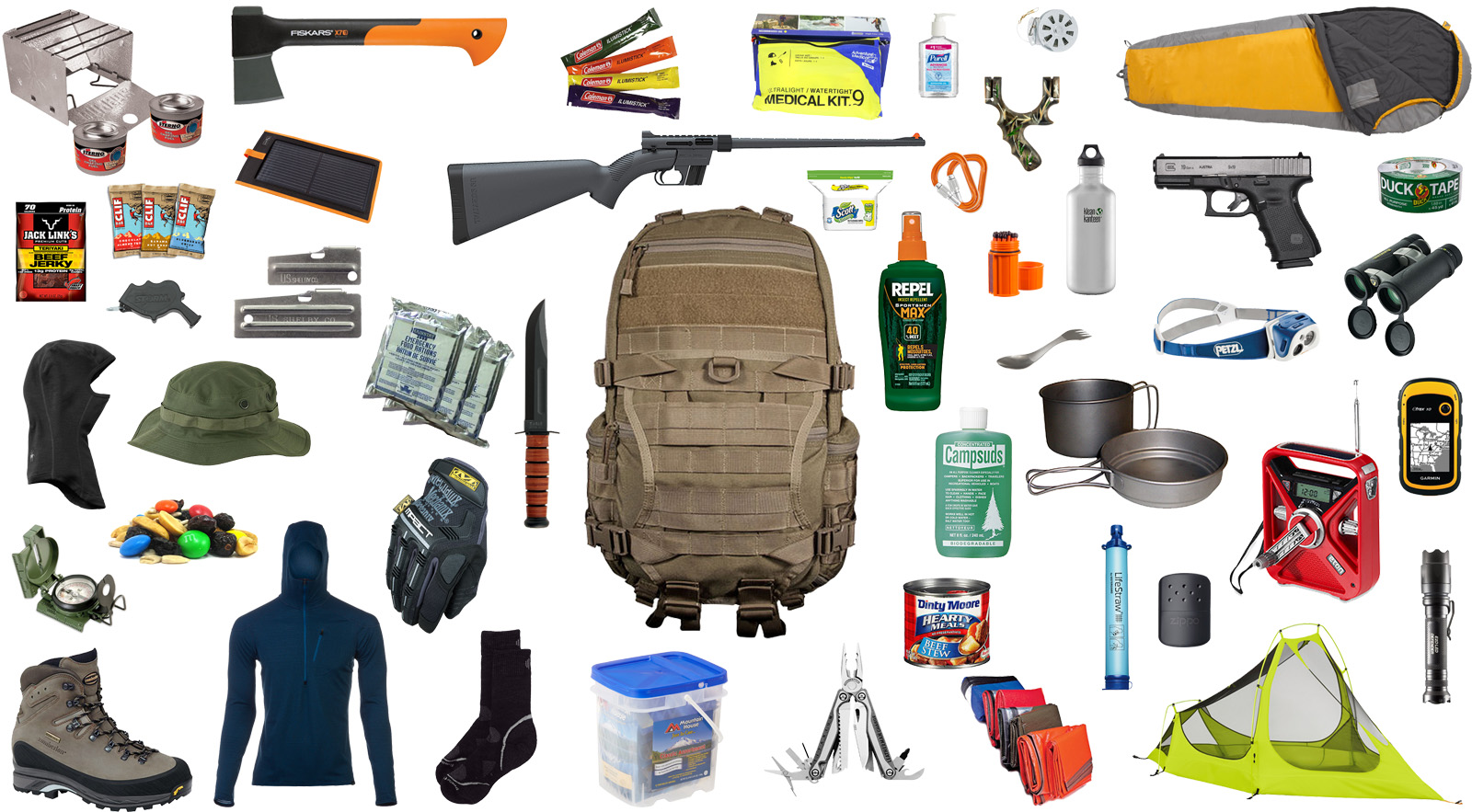 After the Fall: Bug Out Bag Essentials Checklist