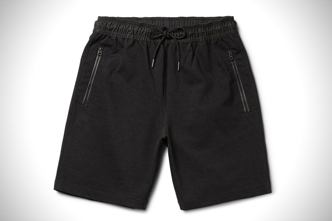 Burberry Brit Jersey Shorts