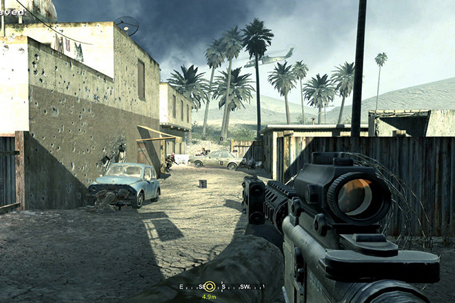 Call of Duty 4- Modern Warfare