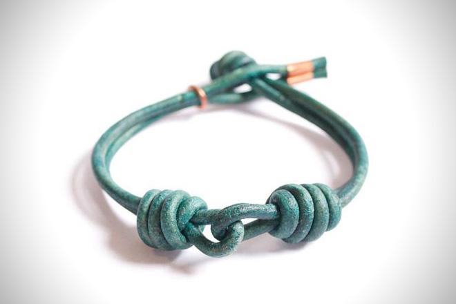 Captain's Link Knot Bracelet