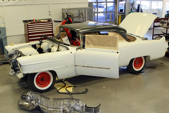 Classic Car Restoration 0