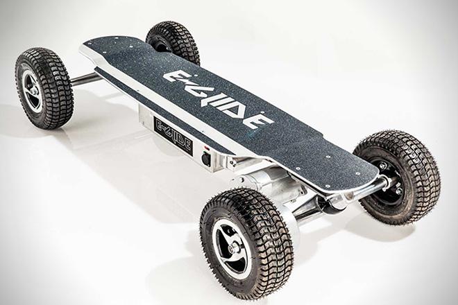 E-Glide GT Powerboard
