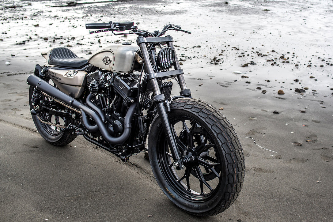 Harley XR 1200 by Rough Crafts 3