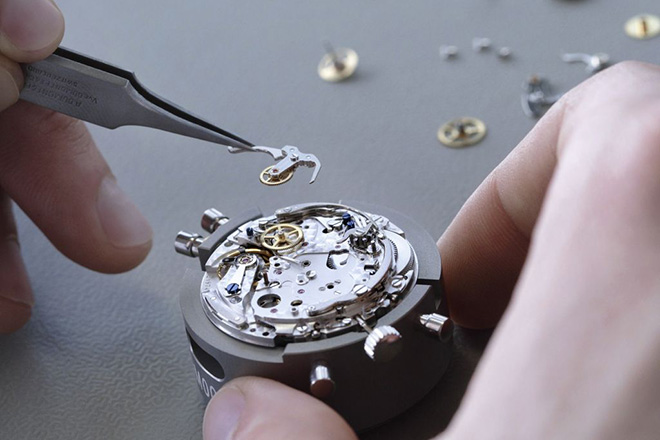 Horology : Watchmaking