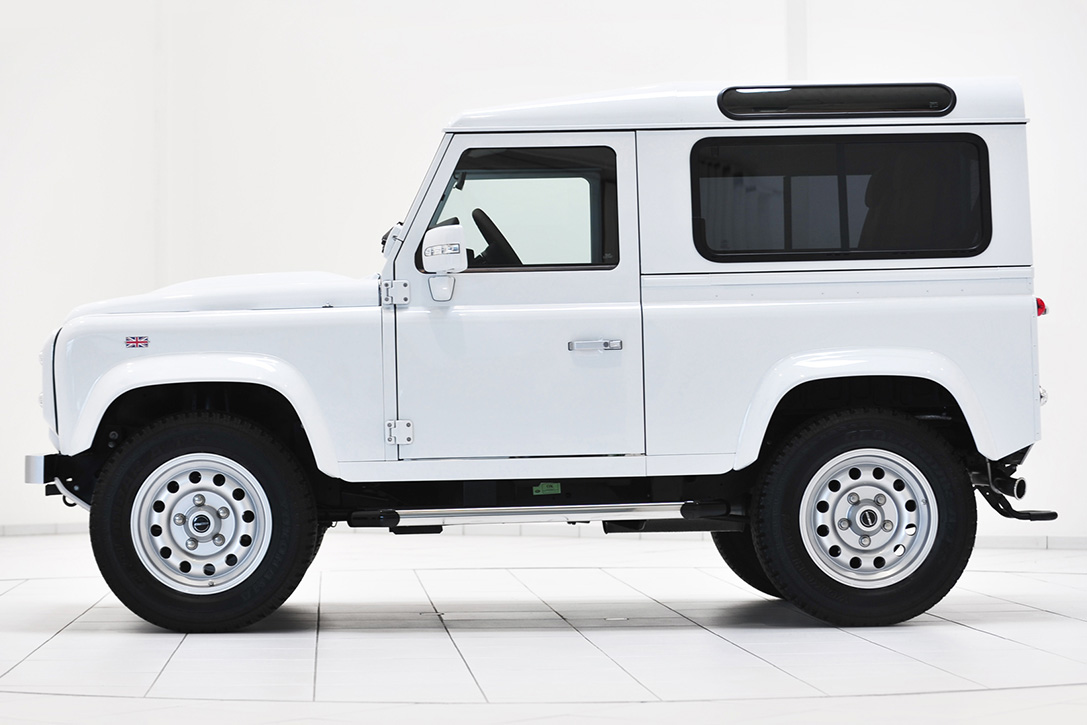 Land Rover Defender 90 by Startech 2