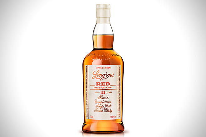Longrow Red 11 Year Old - Fresh Port Cask