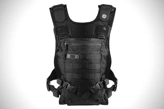Mission Critical Baby Carrier 2