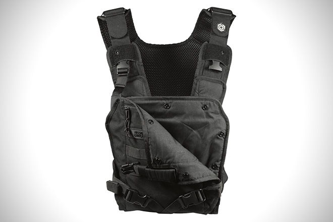 Mission Critical Baby Carrier 3