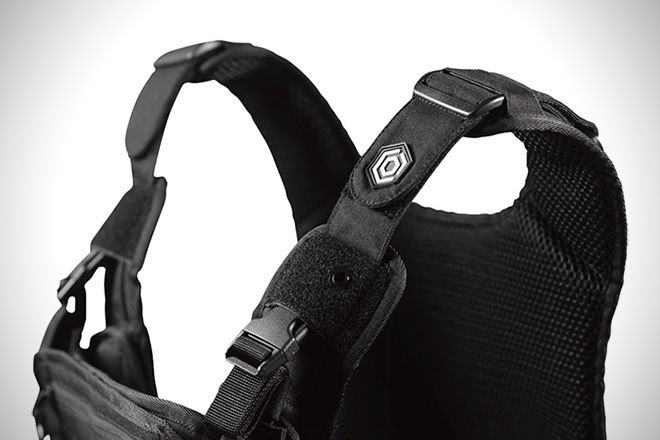 Mission Critical Baby Carrier 4