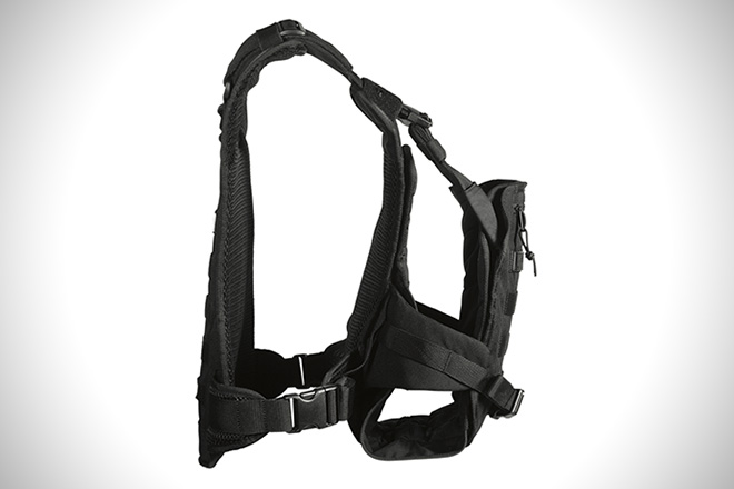 Mission Critical Baby Carrier 5