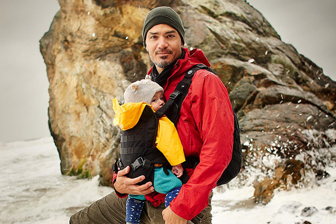 Mission Critical Baby Carrier 6