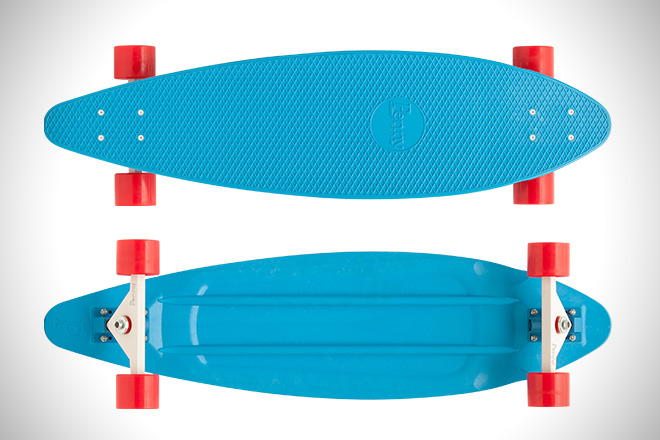 Penny Australia Plastic Longboard