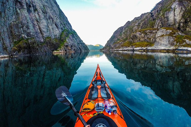 Sailing : Canoeing : Kayaking