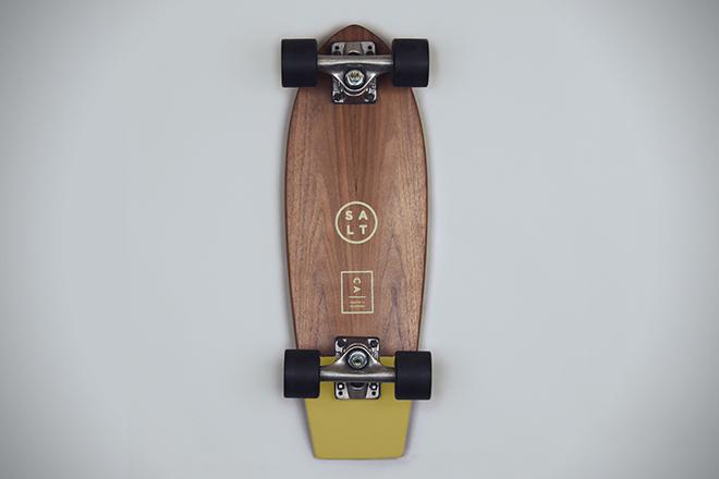 Salt Surf Skateboards